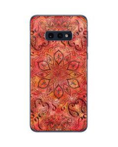 Orange Zen Galaxy S10e Skin