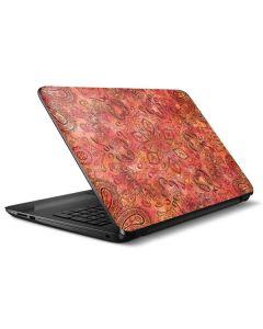 Orange Zen HP Notebook Skin