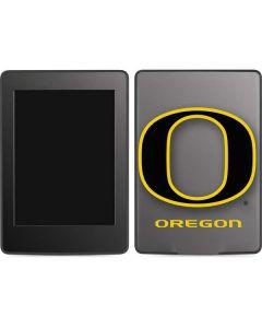 Oregon Ducks Black Gradient Amazon Kindle Skin
