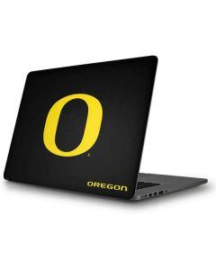 Oregon Ducks Black Gradient Apple MacBook Pro Skin