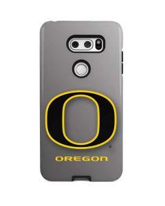 Oregon Ducks Black Gradient V30 Pro Case