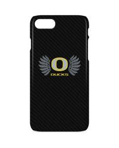 Oregon Ducks Black iPhone 8 Lite Case