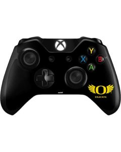 Oregon Ducks Black Xbox One Controller Skin