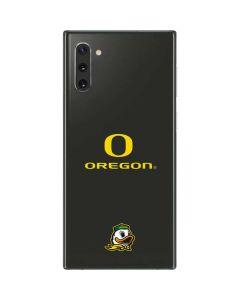 Oregon Ducks Galaxy Note 10 Skin