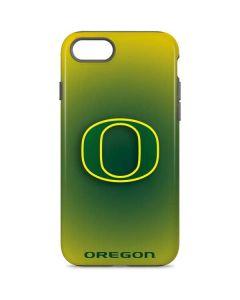 Oregon Ducks Green Gradient iPhone 7 Pro Case