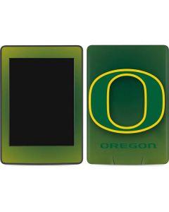 Oregon Ducks Green Gradient Amazon Kindle Skin