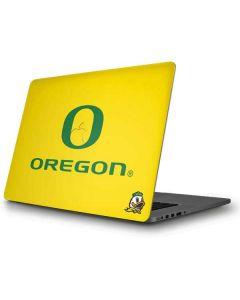 Oregon Ducks Green Gradient Apple MacBook Pro Skin