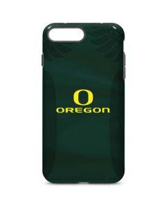 Oregon Ducks Logo and Wings iPhone 8 Plus Pro Case