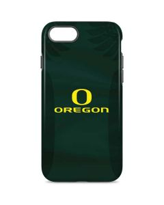 Oregon Ducks Logo and Wings iPhone 8 Pro Case