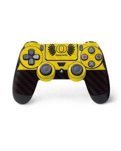 Oregon Ducks Yellow PS4 Controller Skin