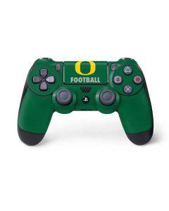 Oregon Football Green PS4 Controller Skin