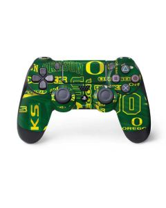 Oregon Pattern PS4 Controller Skin