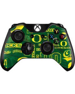 Oregon Pattern Xbox One Controller Skin