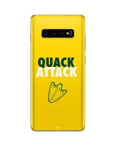 Oregon Quack Attack Galaxy S10 Plus Skin