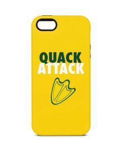 Oregon Quack Attack iPhone 5/5s/SE Pro Case