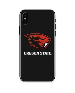 Oregon State Beavers iPhone XS Max Skin