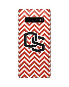 Oregon State Chevron Galaxy S10 Plus Skin
