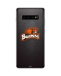 Oregon State Logo Galaxy S10 Plus Skin