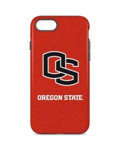 Oregon State Orange iPhone 8 Pro Case