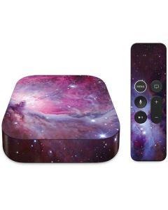 Orion Nebula and a Reflection Nebula Apple TV Skin