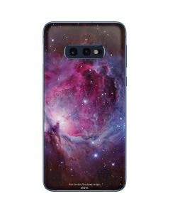 Orion Nebula and a Reflection Nebula Galaxy S10e Skin