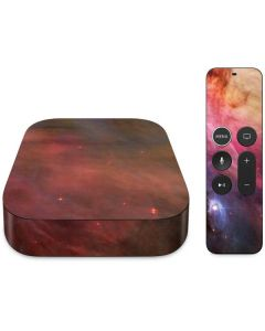 Orion Nebula Apple TV Skin
