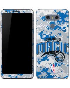 Orlando Magic Digi Camo LG G6 Skin