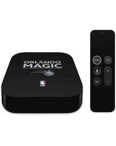 Orlando Magic Standard - Black Apple TV Skin