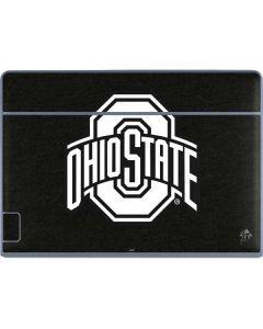 OSU Ohio State Black Galaxy Book Keyboard Folio 12in Skin