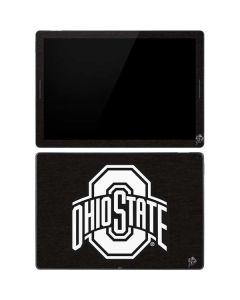 OSU Ohio State Black Google Pixel Slate Skin