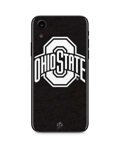 OSU Ohio State Black iPhone XR Skin