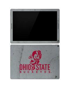 OSU Ohio State Buckeye Character Google Pixel Slate Skin