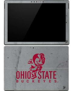 OSU Ohio State Buckeye Character Surface Pro 4 Skin
