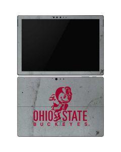 OSU Ohio State Buckeye Character Surface Pro 6 Skin