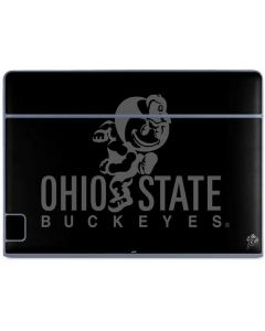 OSU Ohio State Buckeyes Black Galaxy Book Keyboard Folio 10.6in Skin