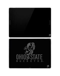 OSU Ohio State Buckeyes Black Google Pixel Slate Skin