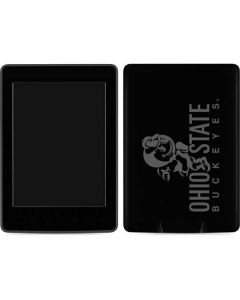 OSU Ohio State Buckeyes Black Amazon Kindle Skin