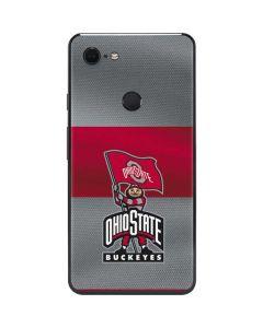 OSU Ohio State Buckeyes Flag Google Pixel 3 XL Skin