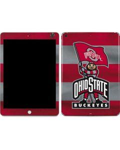 OSU Ohio State Buckeyes Flag Apple iPad Skin