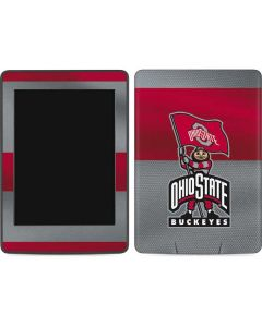 OSU Ohio State Buckeyes Flag Amazon Kindle Skin
