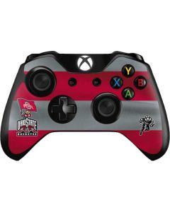 OSU Ohio State Buckeyes Flag Xbox One Controller Skin