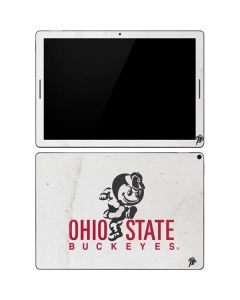 OSU Ohio State Buckeyes Light Grey Google Pixel Slate Skin