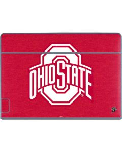 OSU Ohio State Buckeyes Red Logo Galaxy Book Keyboard Folio 12in Skin