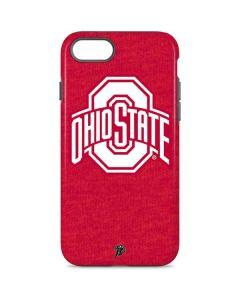OSU Ohio State Buckeyes Red Logo iPhone 7 Pro Case