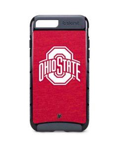 OSU Ohio State Buckeyes Red Logo iPhone 8 Plus Cargo Case