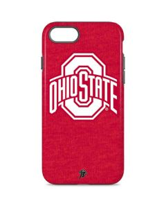 OSU Ohio State Buckeyes Red Logo iPhone 8 Pro Case