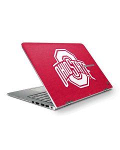 OSU  Ohio State Buckeyes Red Logo HP Stream Skin