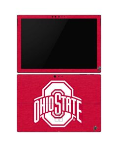 OSU Ohio State Buckeyes Red Logo Surface Pro 6 Skin
