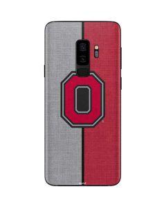 OSU Ohio State Buckeyes Split Galaxy S9 Plus Skin