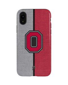OSU Ohio State Buckeyes Split iPhone XR Pro Case